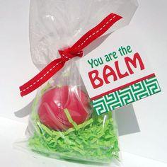 You are the Balm Teacher Appreciation Tags by wackykracker, $5.00