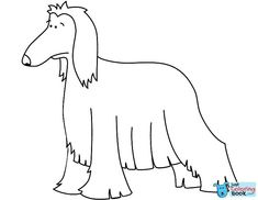 bedlington terrier dog coloring pertaining to bedlington ...