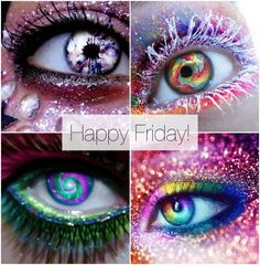 Happy Friday from everyone at #ColouredContactsHut!