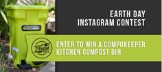 To celebrate Earth Day 2015, Sustainable America's I Value Food campaign and CompoKeeper are teaming up to host an Instagram photo contest. We want to see all of the creative ways our food-waste savvy followers are reinvigorating those once-forgotten leftovers, repurposing dinner scraps and keeping food out of the landfill. Instagram Photo Contest, Kitchen Compost Bin, Composting At Home, My Values, Food Out, April 26, Food Waste, Earth Day, Repurposing