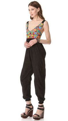 Carolina K - Embroidered Jumpsuit