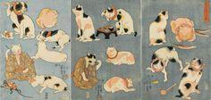 KUNIYOSHI Spectacular Ukiyo-e Imagination| 没後150年歌川国芳展 | 六本木ヒルズ - Roppongi Hills | 2012
