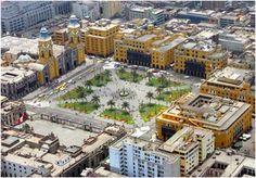 La Plaza de Armas de Lima In. http://composicionurbana.blogspot.com.br/2013/12/la-problematica-del-espacio-publico.html