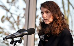 """Intern: Tatiana Schlossberg, daughter of Caroline Kennedy and granddaughter of President John F. Kennedy, is spending the summer of 2014 as an intern with the New York Times. A spokesman said she was """"hired like any other intern"""". Internships last 10 weeks and pay about $1,000 a week."""