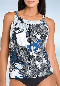 Tankini Tops for Women Swimsuits 2017, Womens Tankini, Plus Size Swim, Tankini Top, Chelsea, Floral, Swimwear, Clothes, Shopping
