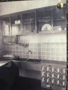 Frankfurt Kitchen 1926 the first ergonomically planned fitted kitchen