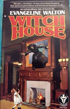 Witch House by Evangeline Walton (1979, Paperback)