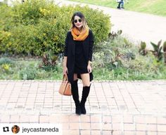 Lifestyle, Instagram, Dress With Boots, Feminine