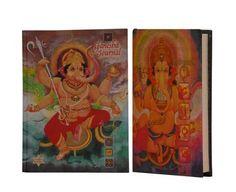 Enjoy this #GaneshChaturthi with Nightingale's Ganesha Journal and Ganesh Pocket Notebook.