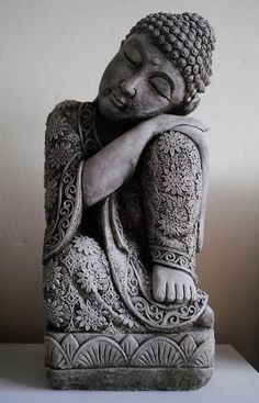 You have to believe in yourself when no one else does, that makes you a winner right there ~ Venus Williams buddhism, spiritu, buddha statu, art, zen, inspir, sleep buddha, homes, buda