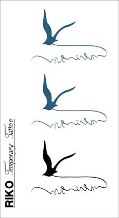 seagull tattoo - Google Search