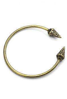 #Chicwish  Aztec Spike Bracelet