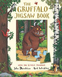 Booktopia has The Gruffalo Jigsaw Book, With 6 Jigsaw Puzzles by Julia Donaldson. Buy a discounted Puzzle of The Gruffalo Jigsaw Book online from Australia's leading online bookstore. Charlie Cook's Favourite Book, Book 1, The Book, Snail And The Whale, Axel Scheffler, Gruffalo's Child, Pan Macmillan, The Gruffalo, International Books