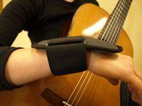 Practice Right Wrist Alignment