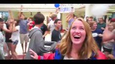 "Westlake High School students enter Good Morning America's ""Roar"" contest."