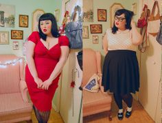 "FUCK YEAH CHUBBY FASHION! (New blog post: ""Best of 2013"" @ Big Hips Red Lips)"