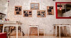 L'Artista Via delle Robinie, 45/a • Roma -  Un gruppo di amici, un ristorante a Centocelle, cucina del territorio con alcune rivisitazioni, tutto fatto a mano e tutto espresso.