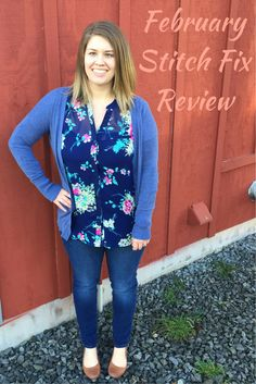 XO Kerry | February Stitch Fix Review @stitchfix #stitchfix