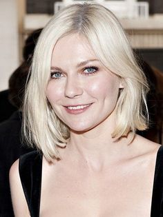 Angled Bob Hairstyle for Round-shaped Women