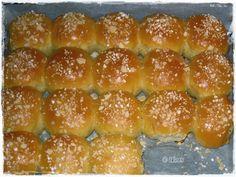 Zucker-Mandel-Brötchen