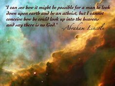 Look Up Into the Heavens | Creative LDS Quotes    Find more LDS inspiration at: www.MormonLink.com