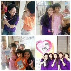 好開心去到馬來西亞可以探訪當地小朋友,他們是那麼可愛及熱情,你們要加油呀!