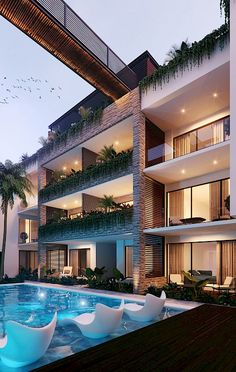 Perfect if you need some extra rental income!  Brand new studios, 2, 3 and 4 bedroom condos with lock-off units in Aldea Zama, in the new heart of Tulum starting at $264k