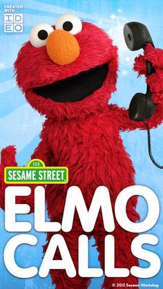 Top iPhone Game #146: Elmo Calls - Sesame Street by Sesame Street - 03/14/2014