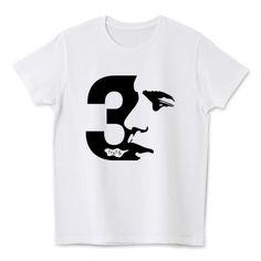 千三つ | デザインTシャツ通販 T-SHIRTS TRINITY(Tシャツトリニティ)