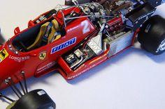 Ferrari 126C3 1983 German G.P. Winner - Tameo 1/43