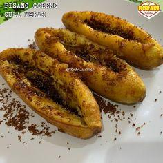 Resep camilan dari pisang istimewa in 2020 Jamun Recipe, Tastemade Recipes, Best Matcha, Asian Desserts, Indonesian Food, Indonesian Recipes, Banana Recipes, Food And Drink, Dessert Recipes