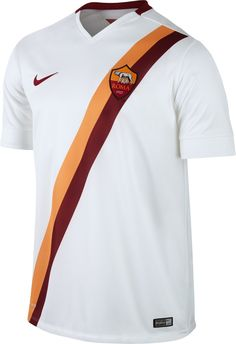 465a29c3bb AS Roma. Away 2014 - 2015.  nike  giallorossi As Roma