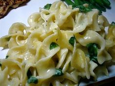 Creamy Noodles