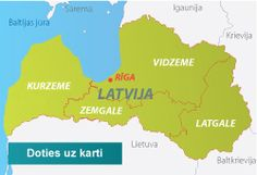 Latvia - NTO Website