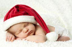 Christmas Newborn Baby Photography