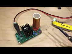 (2) Mini Tesla Coil Plasma Speaker Kit - 12v Solar Shed - YouTube