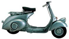 Vespa 98 II serie (1947-1948)