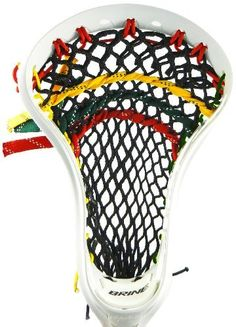 Stick Doctor Lacrosse Mesh Stringing Kit - Rockin' Rasta (Black/Red/Green/Yellow Gold) by Stick Doctor. $14.99. This Stick Doctor mesh kit comes with black mesh, red, yellow gold, and forest green strings, red, yellow gold, and forest green strings shooters , screw, ball stop, and Stick Doctor sticker.  NOTE: Lacrosse stick head for illustration viewing purposes only - not included.