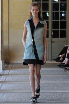 Bouchra Jarrar Fall 2014 Couture Fashion Show - Alisa Ahmann