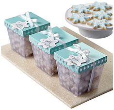 Wilton Christmas Treat Boxes, 3-Pack -- See this awesome image  : Decorating Tools