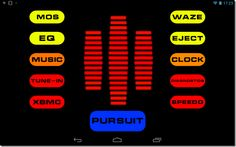 Kitt GUI build for in dash tablet