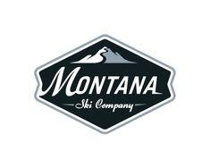 Logo Design: Montana SC  #Logo #Design gefunden auf www.abduzeedo.com gepinned von der Hamburger #Werbeagentur www.BlickeDeeler.de
