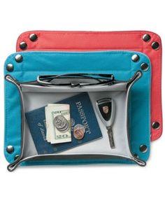 image of Magellan s Travel Tray Dresser Top Organizer Red Dresser Top  Organization 8661cdf67a006