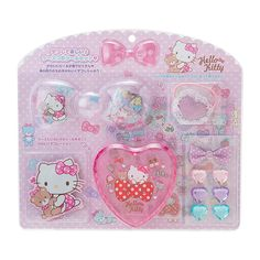 Hello Kitty seal Decor Set Sanrio online shop - official mail order site