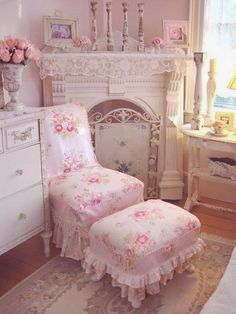 Shabby Chic Ideas Find shabby chic inspiration and decor ideas for your home