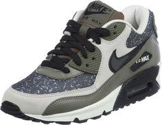 Nike Air Max 90 W schoenen beige olijf