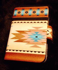 iPhone 4 wallet case native stylez by NakotaDawn on Etsy