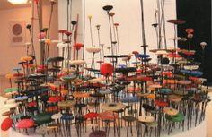 ButtonArtMuseum.com - Button sculpture