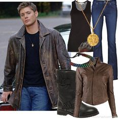 Dean+Winchester+|+Women's+Outfit