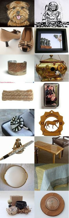 GIFTS WITH STYLE by William Rosenberg on Etsy--Pinned with TreasuryPin.com